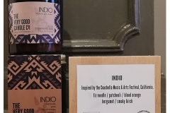 The very good candle company Indio