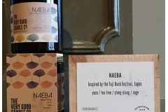 The very good candle company Naeba