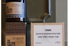 The very good candle company Stormur